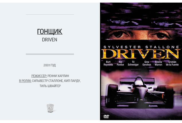 Вспоминаем лучшие фильмы об автомобильных гонках. Фото 4