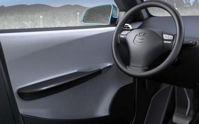 Автомобиль получил мультимедийную систему на ОС Android с доступом в интернет. Фото 2