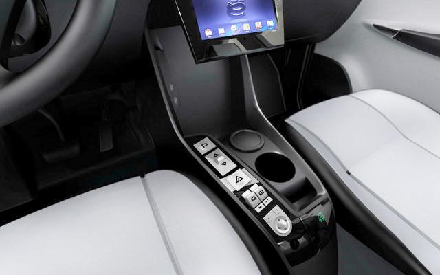 Автомобиль получил мультимедийную систему на ОС Android с доступом в интернет. Фото 3