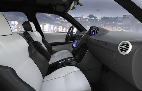 Автомобиль получил мультимедийную систему на ОС Android с доступом в интернет. Фото 5