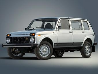 Каждый четвертый проданный автомобиль в России - внедорожник