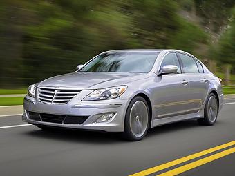 Топовые модели Hyundai будут продаваться в США под новым брендом