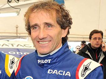 На российскую Гонку звезд приедет четырехкратный чемпион Формулы-1