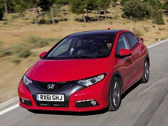 К Женеве Honda Civic получит новый дизель