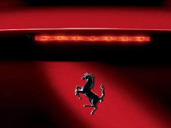 Стало известно название преемника Ferrari 599 GTB Fiorano