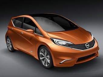 Nissan показал предвестника новой массовой модели