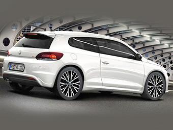 VW построил для греков спецверсию Scirocco