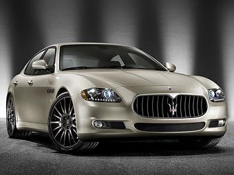 Немецкие СМИ узнали подробности о новом Maserati Quattroporte