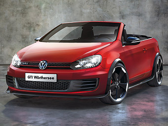 VW Golf GTI к марту лишится крыши