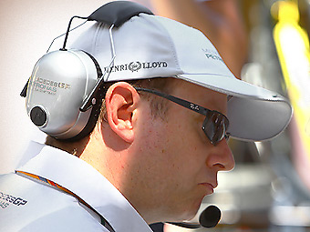 Кими Райкконен получил бывшего гоночного инженера Петрова и Шумахера
