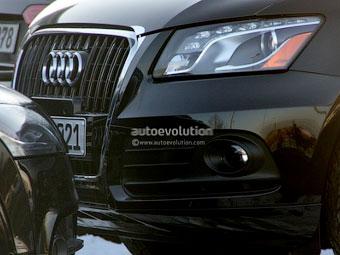 Audi Q5 обновится к лету