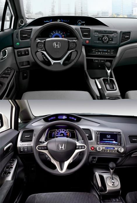 В России четырехдверная версия Honda Civic появится в марте