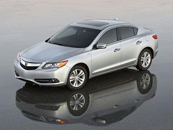 В Чикаго дебютировали две модели Acura