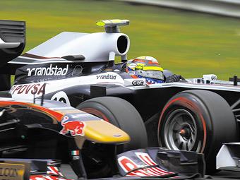 Руководитель Toro Rosso исключил Williams из числа соперников
