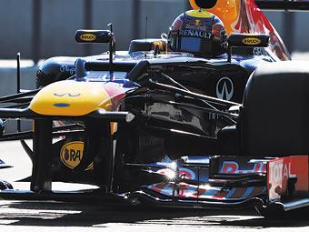 Эдриан Ньюи рассказал о назначении отверстия на носу болида Red Bull