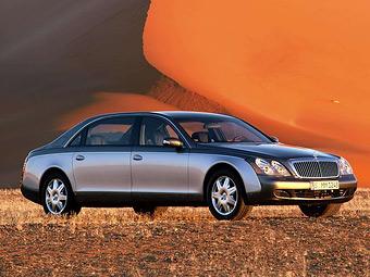 """Daimler теряет на каждом """"Майбахе"""" 330 тысяч евро"""