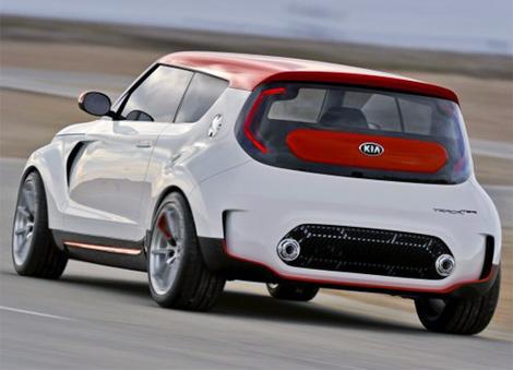 Kia Track'ster получил 250-сильный турбомотор