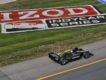 В гоночной серии INDYCAR ввели зачет автопроизводителей