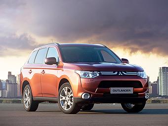 Новый Mitsubishi Outlander станет подключаемым гибридом