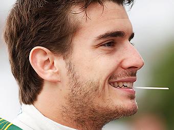 Жюль Бьянки перешел из GP2 в Формулу-Renault 3.5