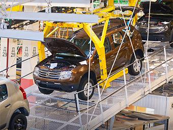 Российский завод Renault собрал 500-тысячный автомобиль