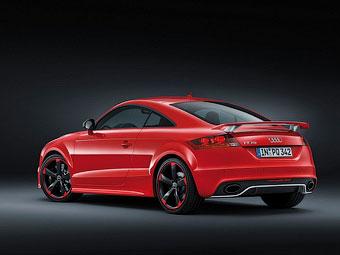 """В России """"заряженное"""" купе Audi TT RS plus появится летом"""
