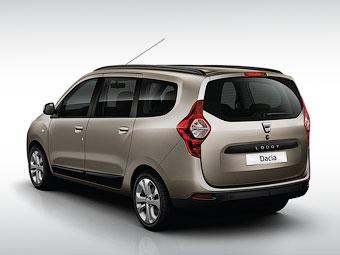 Компания Renault начала сборку компактвэна Dacia Lodgy