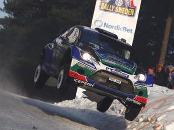 Яри-Матти Латвала принес команде Ford первую победу в новом сезоне WRC