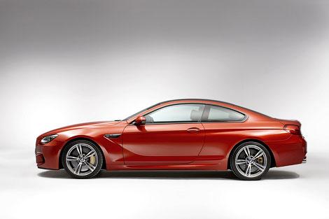 Купе и кабриолет BMW M6 получили 560-сильный 4,4-литровый турбомотор V8
