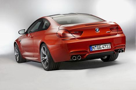 Купе и кабриолет BMW M6 получили 560-сильный 4,4-литровый турбомотор V8. Фото 1