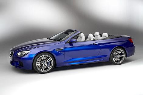 Купе и кабриолет BMW M6 получили 560-сильный 4,4-литровый турбомотор V8. Фото 2