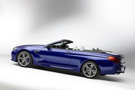 Купе и кабриолет BMW M6 получили 560-сильный 4,4-литровый турбомотор V8. Фото 3