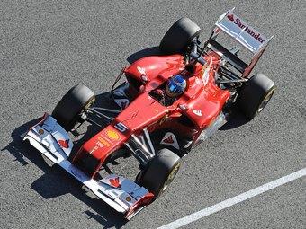Выхлопные системы болидов McLaren и Ferrari признаны легальными