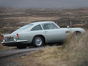 В фильм о Джеймсе Бонде вернется Aston Martin DB5
