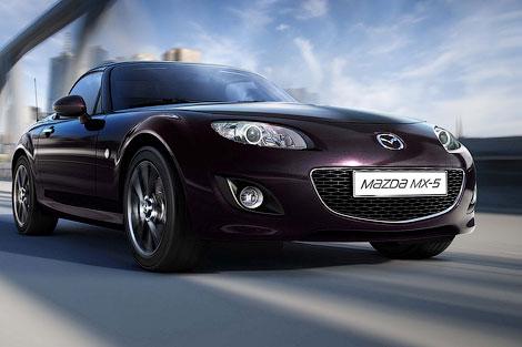 На моторшоу в Женеве состоится премьера спецверсии Mazda MX-5. Фото 2