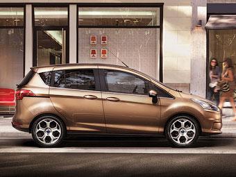 Премьера Ford B-Max состоится на полторы недели раньше намеченного