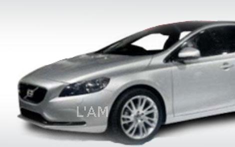 Новую модель Volvo рассекретят на моторшоу в Женеве