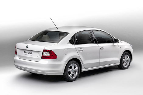Компания представит свой вариант Volkswagen Polo седана