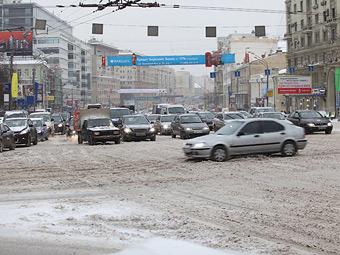 Число автомобилей в России превысило 35 миллионов