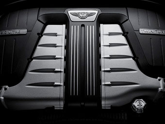 В Bentley решили усовершенствовать 12-цилиндровые моторы