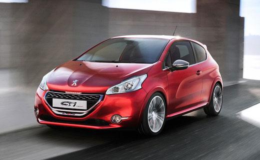 """Компания Peugeot возродила имя GTi для """"заряженных"""" хэтчбеков"""