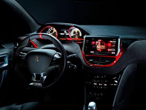 "Французы представили прототип ""хот-хэтча"" 208 GTi. Фото 3"