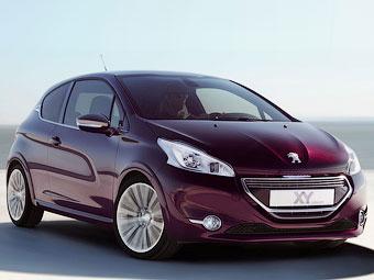 Peugeot привезет в Женеву самую роскошную трехдверку 208