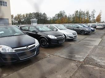 Россия стала вторым по величине автомобильным рынком Европы