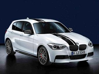У трех моделей BMW появилась линейка спортивных аксессуаров
