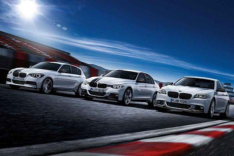 Компания разработала программу тюнинга для автомобилей семейства 1- 3- и 5-Series
