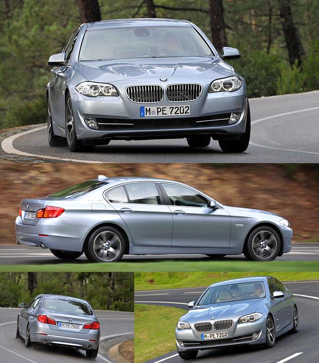"Знакомимся с гибридной ""пятеркой"" BMW. Фото 2"