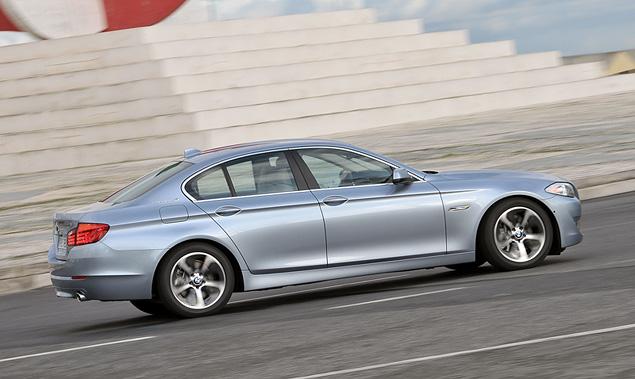 "Знакомимся с гибридной ""пятеркой"" BMW. Фото 3"