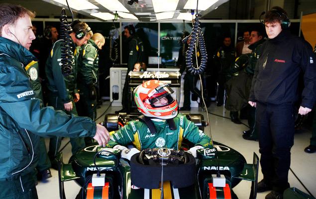 Петров останется в Формуле-1 еще на один сезон