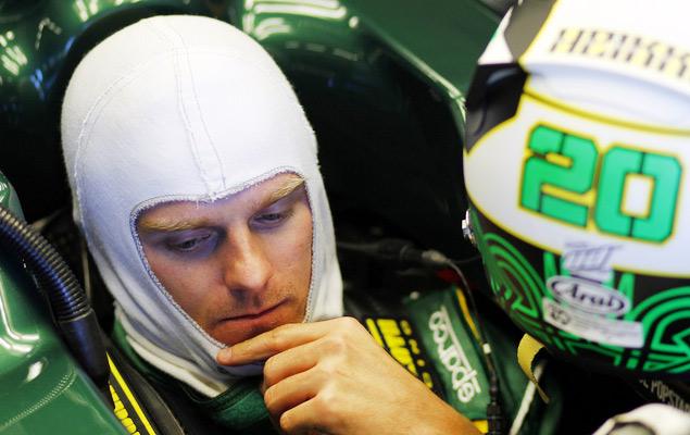 Петров останется в Формуле-1 еще на один сезон. Фото 3